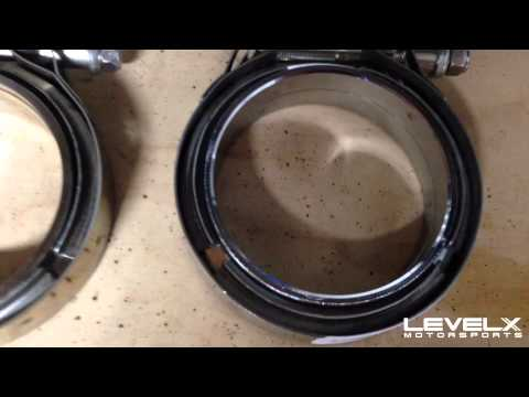 Tech Tip: Exhaust V-band Clamps