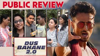 Dus Bahane 2.0 Public Review | Baaghi 3 | Tiger Shroff | Shraddha Kapoor | Honest Reaction