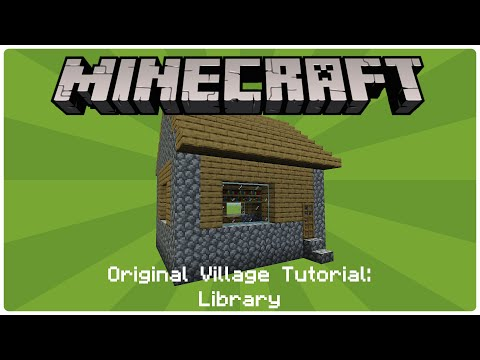 How to build an NPC Village - Library