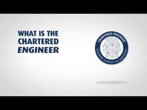 What is the Chartered Engineer Structure?