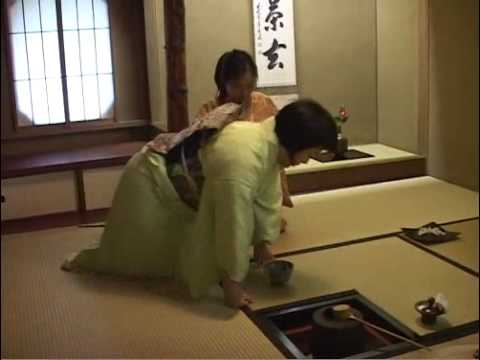 Present! - Tea Ceremony: Urasenke Style