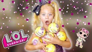 Opening So Many Lol Confetti Dolls!!! My Favorite Toys!!!