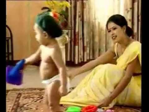 Vasundhara Baby Massage Oil  Hindi TVC