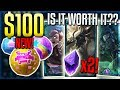 NEW 'ARCADE ORBS' LOOT OPENING [EXTRA FREE RARE SKINS + 2x GEMSTONES!] League of Legends (PBE)