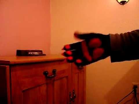 Prototype Hand Paws