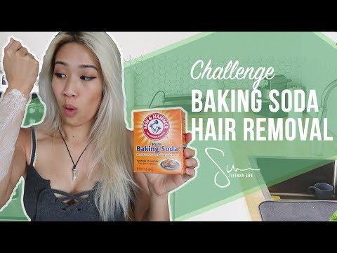 Using Baking Soda for Hair Removal | Does It Really Work?