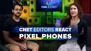 Pixel 3: Weighing in on Google