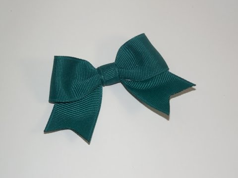 How To Make a Small Elegant Boutique Hair Bow