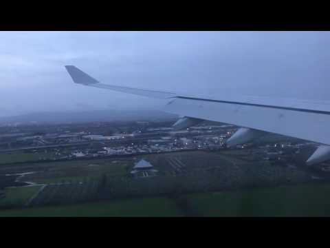 American Airlines Airbus A330-200 | Dublin Arrival from Philadelphia