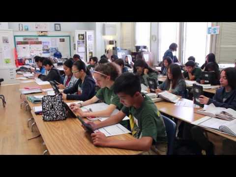 John Burroughs Middle School 2016-2017