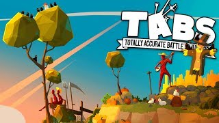 TABS - New Campaign Update and Sandbox Units! - Totally Accurate Battle Simulator