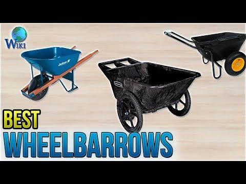 10 Best Wheelbarrows 2018