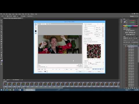 Photoshop - Alternate image sequence import methods / Over 500 frames