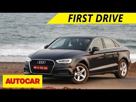 Audi A3 - First Drive | Autocar India