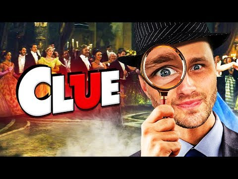 CLUE: THERE'S BEEN A MURDER!! (Cluedo Murder Mystery)