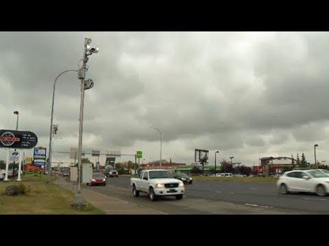 Driver gets 2 photo radar speeding tickets, 10 seconds apart