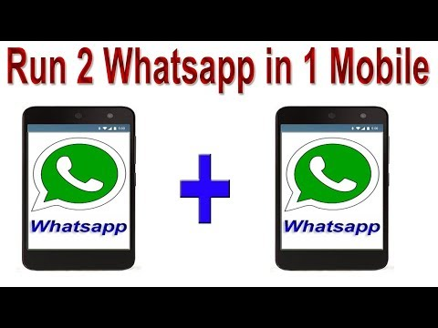 How to Run 2 Whatsapp in one Mobile (with Whatsapp Official app)