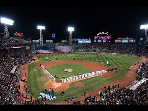Our Game At Fenway Park