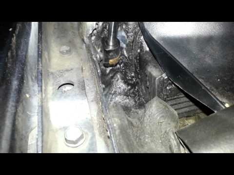 Jeep Grand Cherokee Laredo. Water Leak solved.