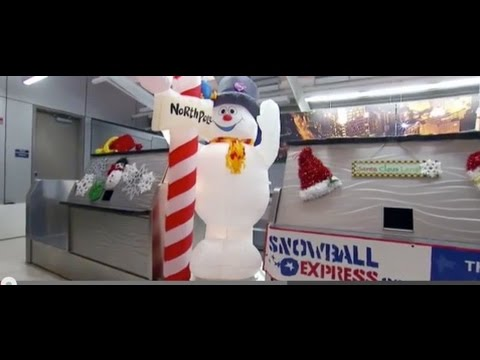 Snowball Express 2014 American Airlines Highlight Video