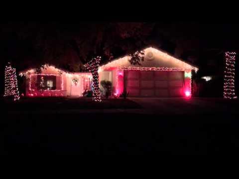 Vince's Christmas Lights 2015