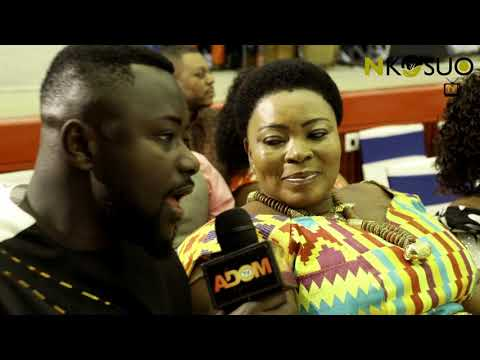Obaapa Christy Son`s Outdooring in Germany