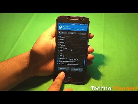 Resurrection Remix on MOTO G4 Plus | Official Android NOUGAT 7.1.2 | Custom ROM
