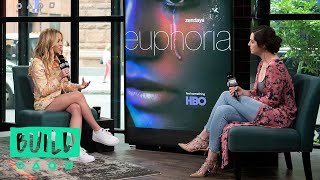 Download Sydney Sweeney Talks About The HBO Series, ″Euphoria″ Video