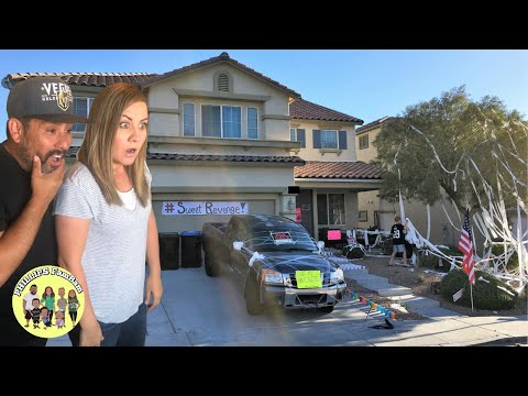 WE JUST GOT PRANKED | SWEET REVENGE PRANK GONE WRONG