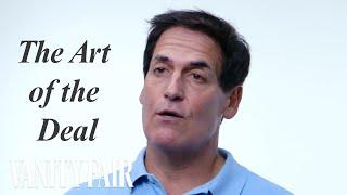 "Mark Cuban and CEOs React to Trump's ""Art of the Deal"" | Vanity Fair"