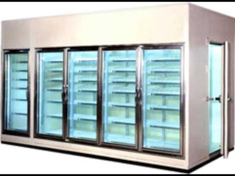 Glass door walk in cooler/freezer manufacturing company in USA