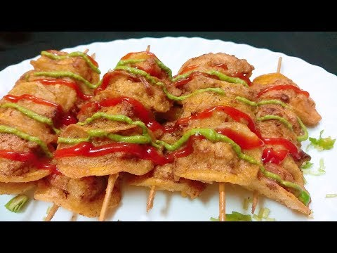 Chicken Butterfly Stick Recipe! Ramadan special