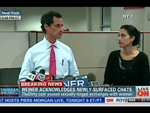 NYC Mayoral Candidate Anthony Weiner FULL PRESS CONFERENCE on New Sexting Allegations