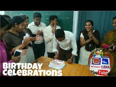 Birthday Celebrations in VD College , Jeypore 2018