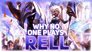 Why NO ONE Plays: Rell   League of Legends