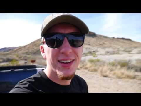 NEW F150 GETS STUCK ON SIDE OF MOUNTAIN - Big Bend State Park Vlog