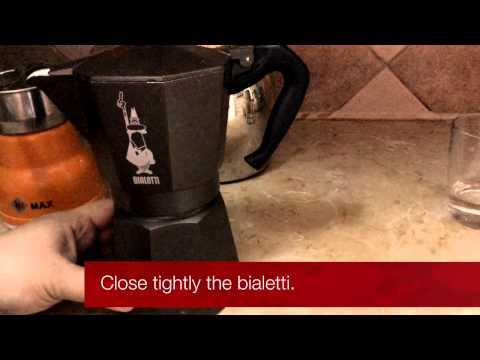 HOW TO MAKE SAUDI QAHWA (coffee) WITH BIALETTI