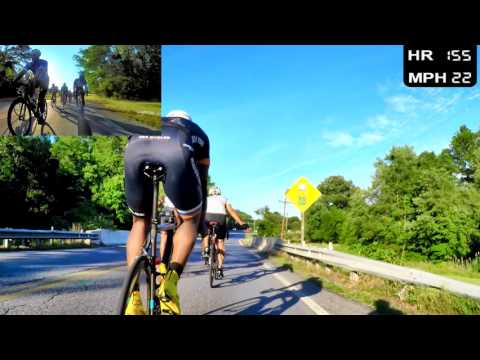 HD Cycling Training - 60 Minute Group Ride (Trainer/Rollers)