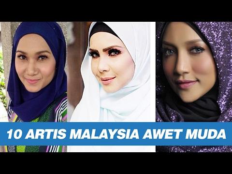 10 Artis Wanita Malaysia Awet Muda