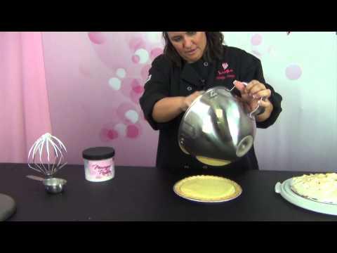 Lemon Meringue Pie Made With Meringue Powder by www SweetWise com