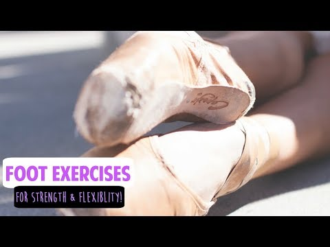 HOW TO IMPROVE YOUR ARCHES: Tips for Dancers| Alison Stroming