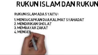 RUKUN ISLAM DAN IMAN