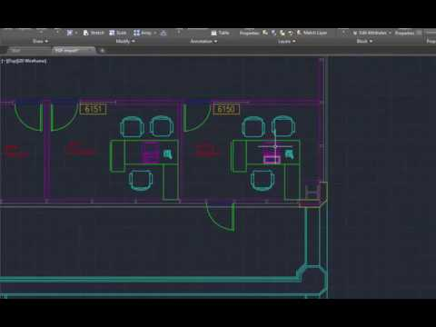 AutoCAD 2017: PDF Data Import by Choosing a File (Part 1)