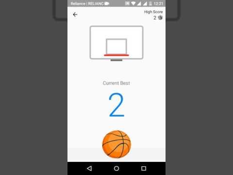 Basket Ball Game in Messenger | HowtoFill.com