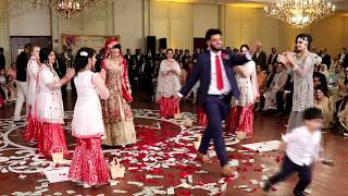 Surprise Pakistani Wedding Performance By My Brother