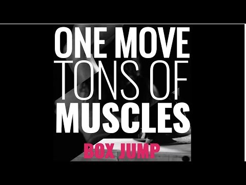 Box Jump: One Move, Tons of Muscle | SHAPE