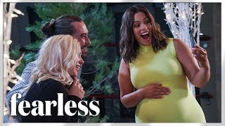 'Fearless': Ashley Graham Helps a Mother with Postpartum Body Acceptance