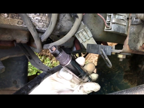 Changing Spark Plugs in a 1996 Ford F-150