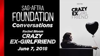 Conversations with Rachel Bloom of CRAZY EX-GIRLFRIEND