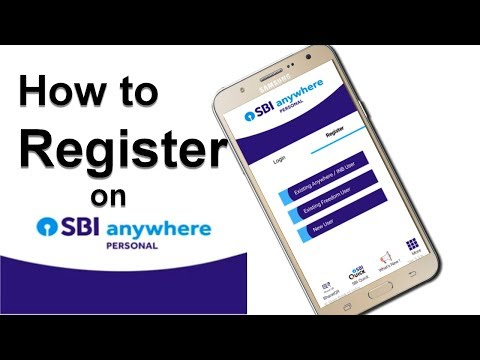How to Register on SBI Anywhere App? For New and Existing Users